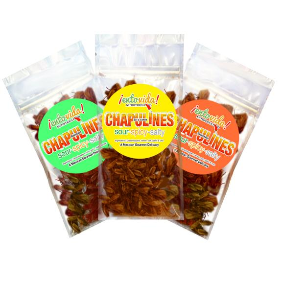 Samples of Chapulines For sale